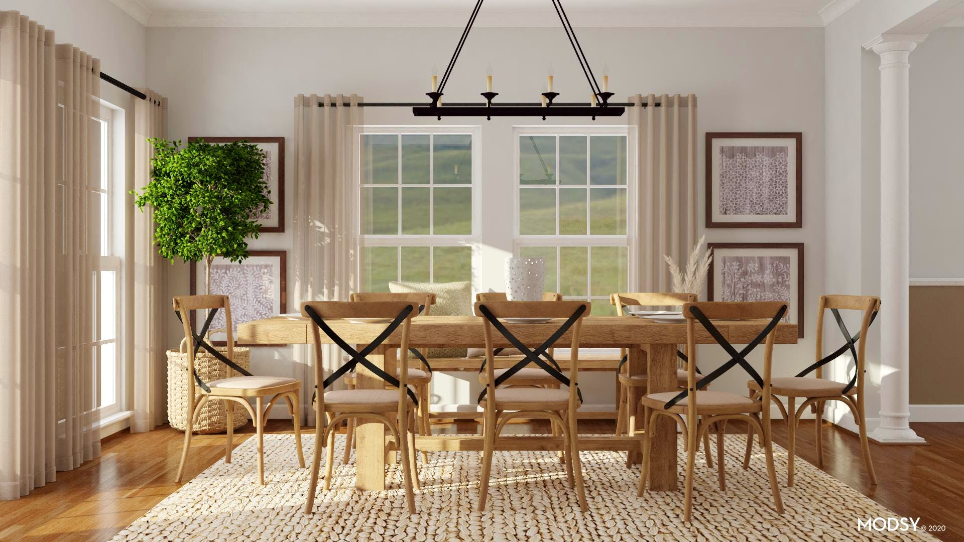 Rustic Neutrals: Classic Country