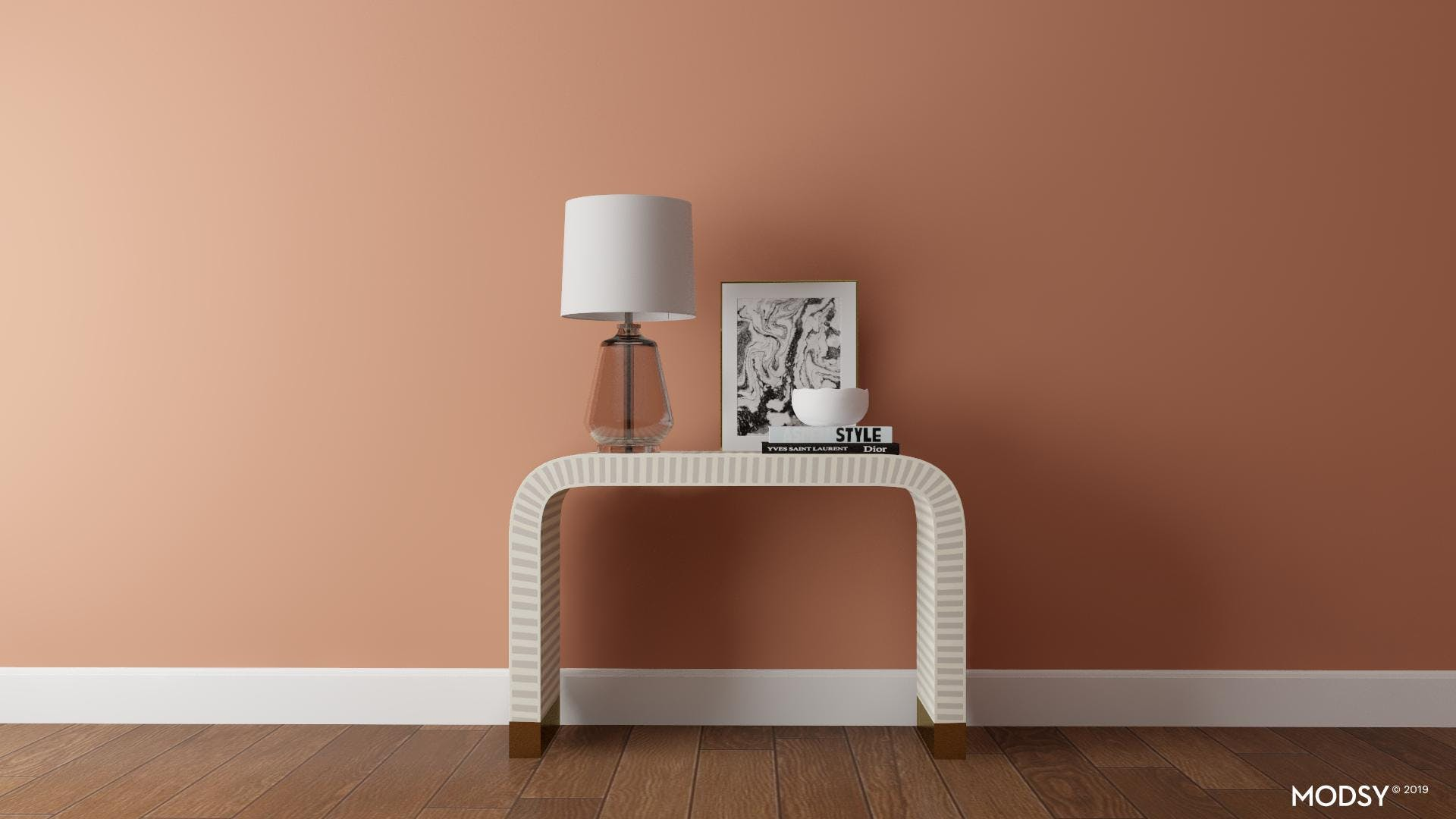 Chic Entry Console Table