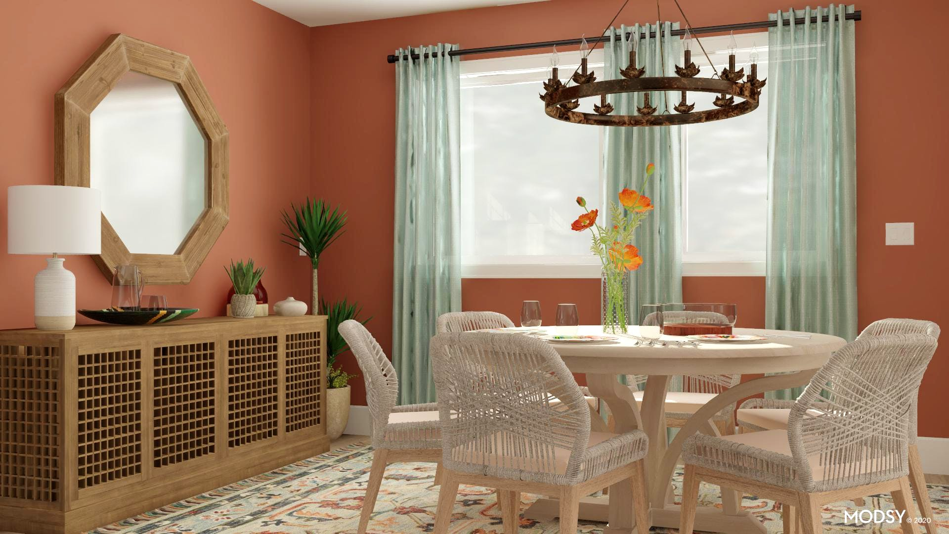 Dining Room: Ambient Lighting