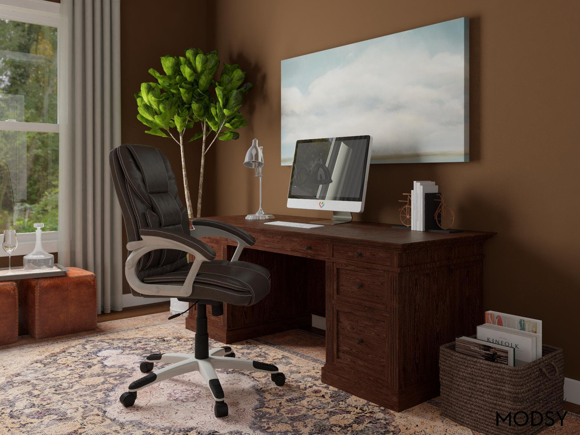 Moody Traditional Office Space