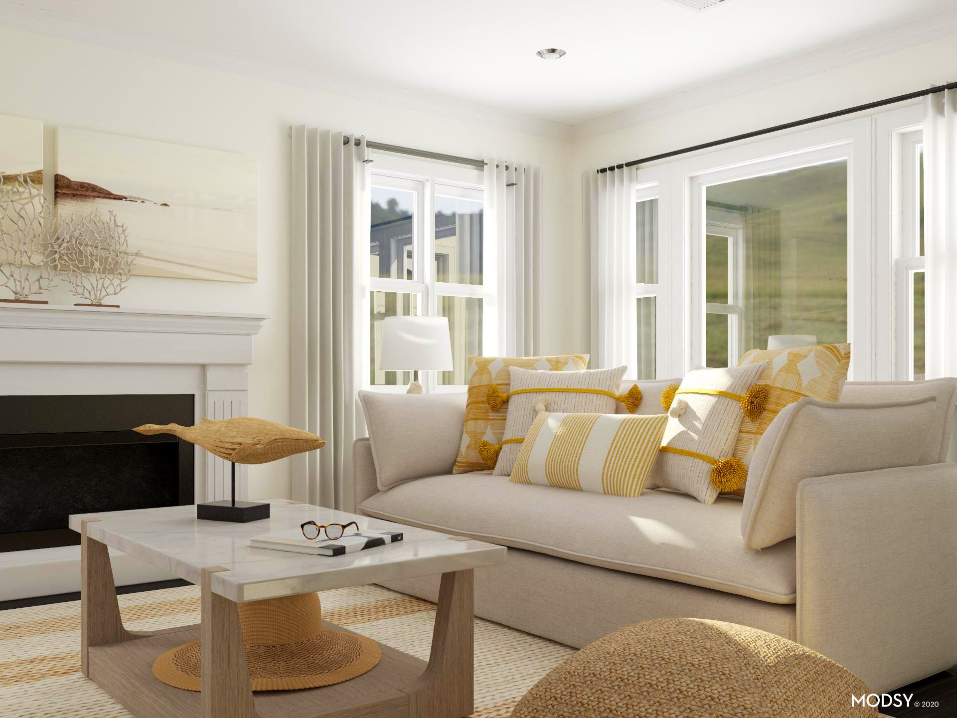 Can Yellow Be A Neutral Color?