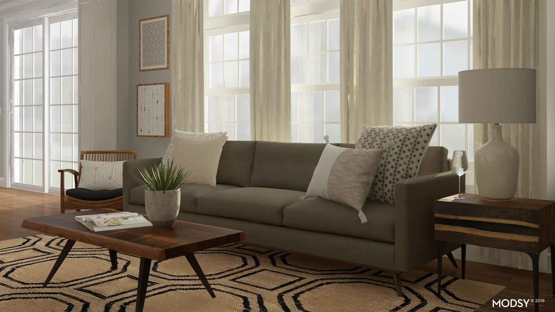 Texture And Pattern: The Key Ingredients To A Neutral Color Palette