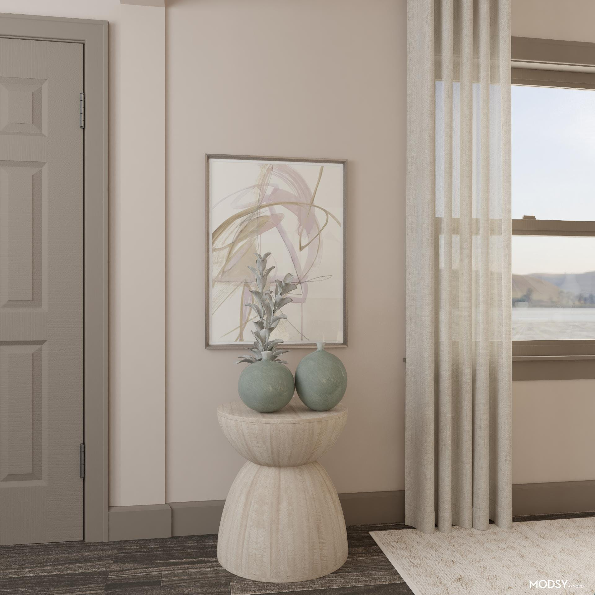 Soft Eclectic Entry