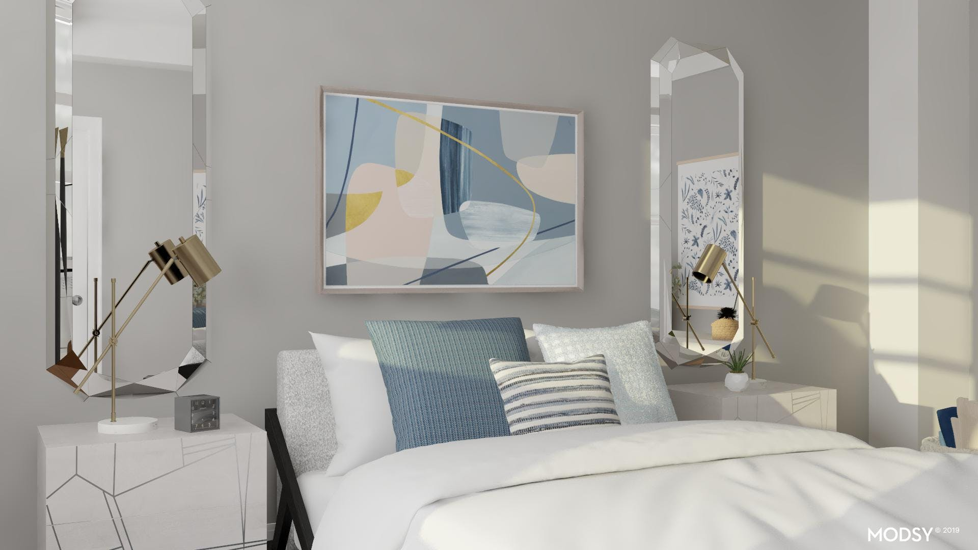 Creating a Focal Point in the Bedroom