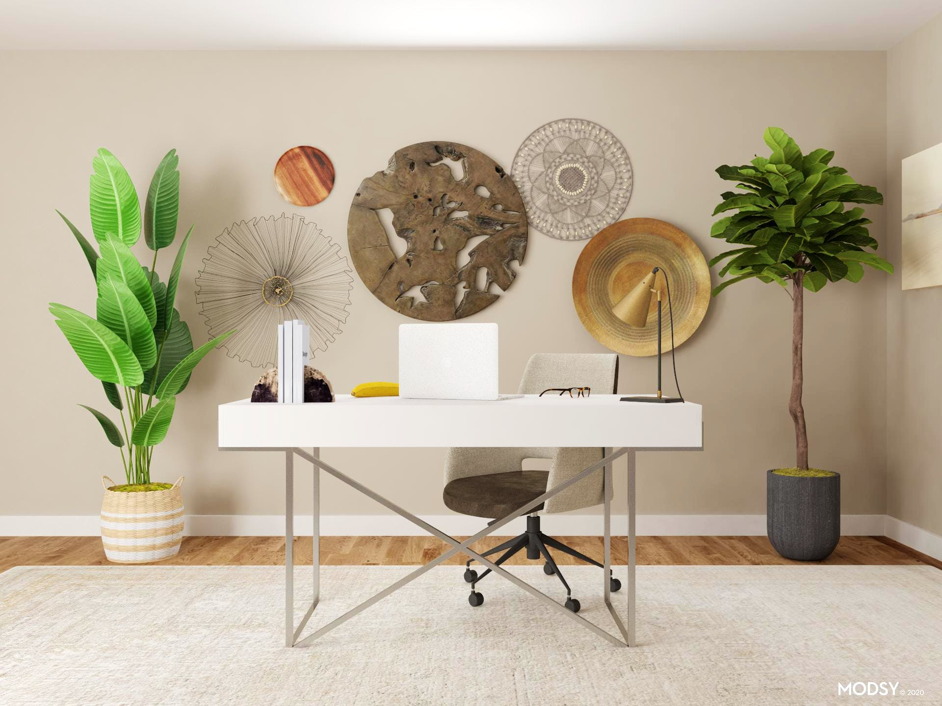 Transitional Office in Neutrals