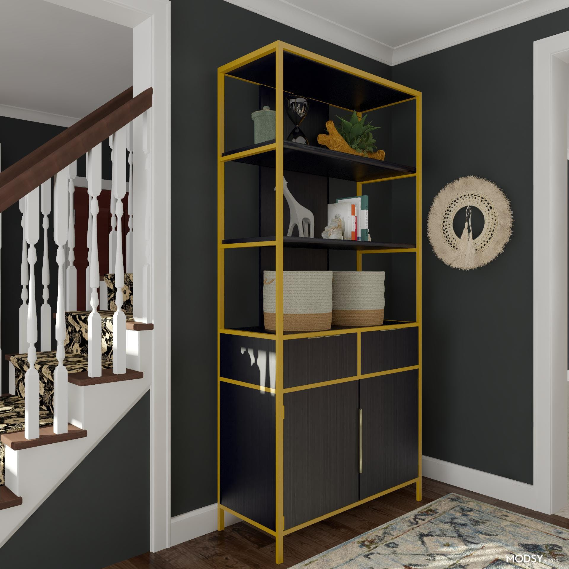 Etagere: Utility And Grace