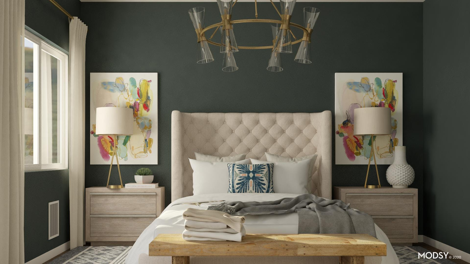 Creating A Curated Bedroom Design