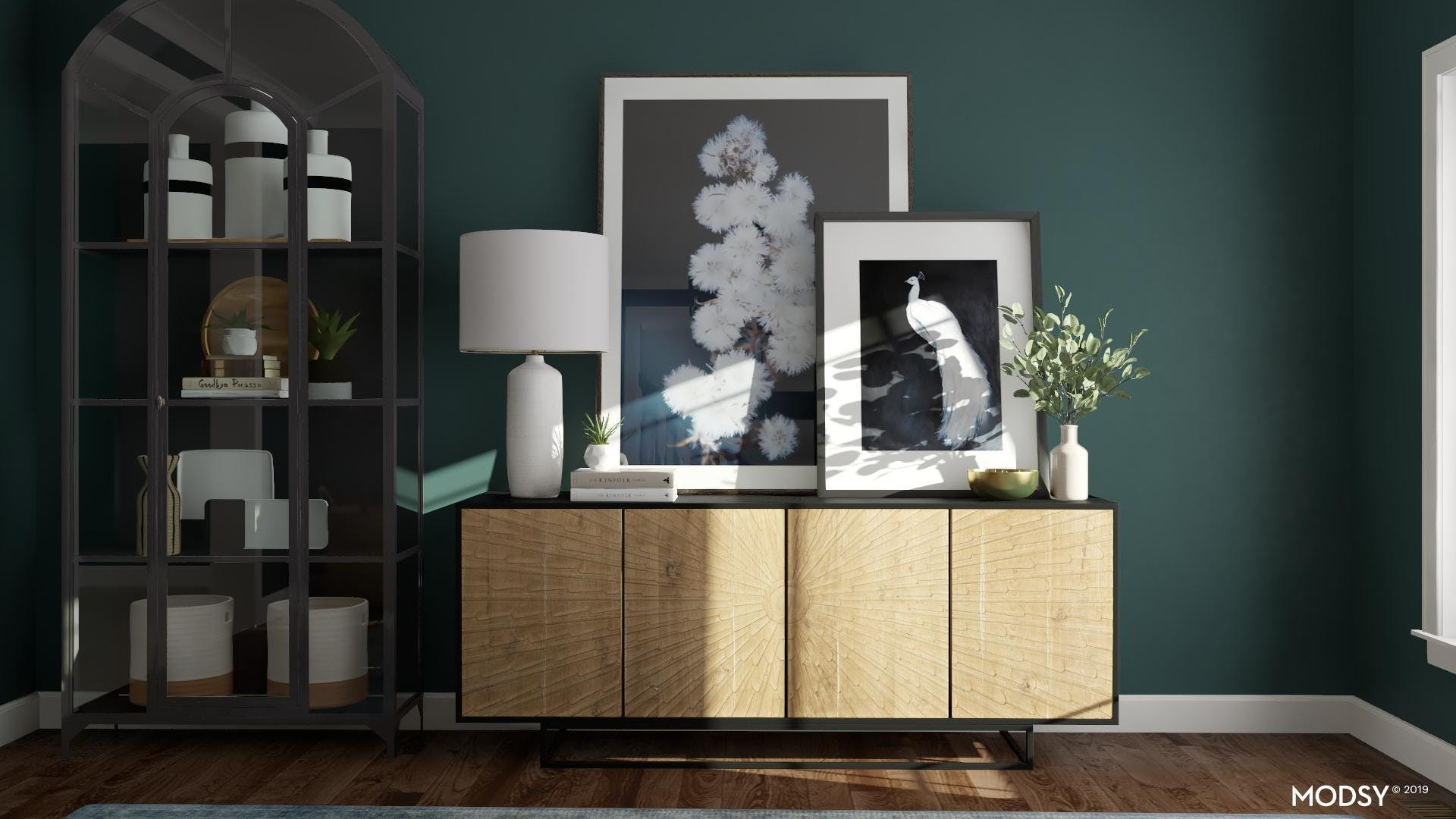 Accent Furniture For A Modern Dining Room